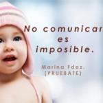 La frase de Marina Fdz
