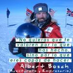 La frase de Albert Bosch