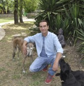 POMI RAMÍREZ: EL LIDER DE SU MANADA EN EL CENTRO CANINO MIRAFLORES
