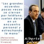 Frase 2 de Alberto Calvo
