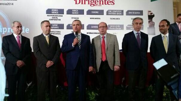 """PROGRAMA """"EMPRENDE"""" DE TVE, GALARDONADO CON EL PREMIO """"DIRIGENTES"""""""