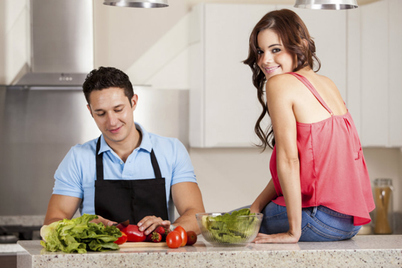 como repartir las tareas domesticas en la pareja