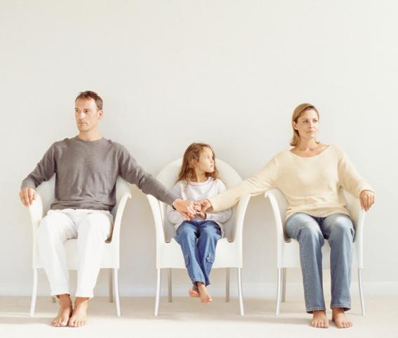 como comunicar divorcio a los hijos