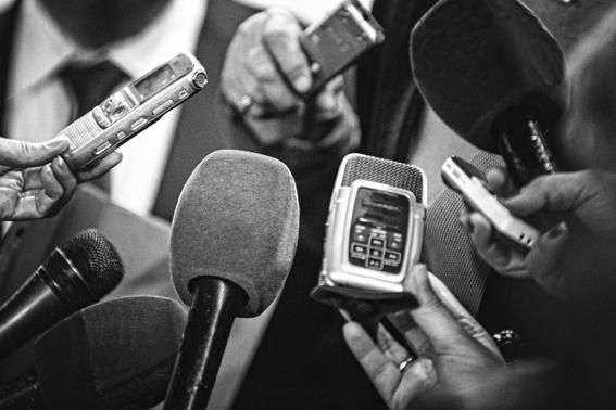 no errar tiro con periodistas
