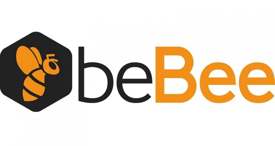 Logotipo beBee