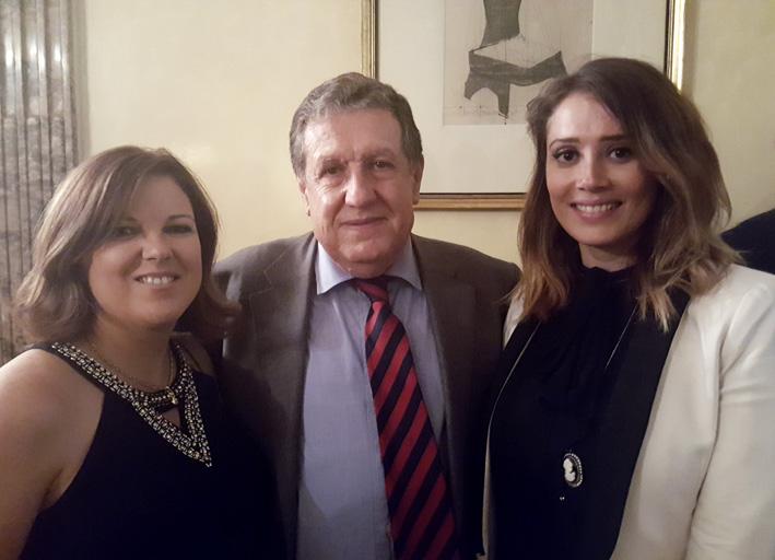 embajador de argentina