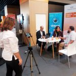 Entrevista de Marina Estacio a Iago Fernández de Videona en South Summit 2016
