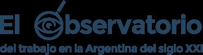 Logo el observatorio del trabajo