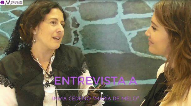"""FITUR 2017 ENTREVISTA A LA EMPRESA """"MARÍA DE MELO"""""""