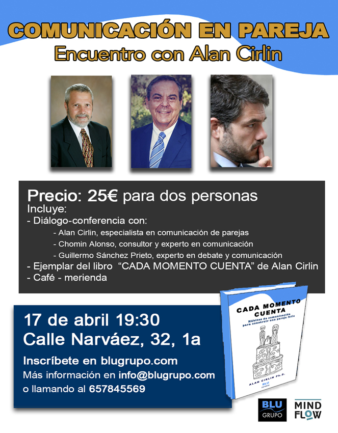 encuentro España Alan Cirlin