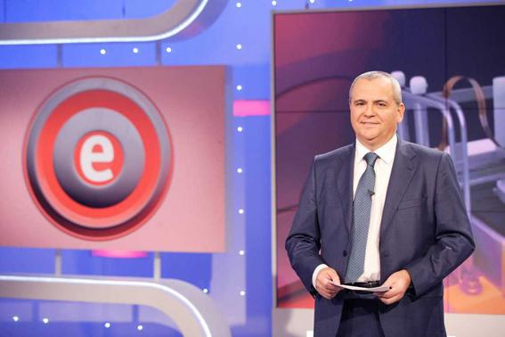 Juanma Romero, director y presentador del programa Emprende RTVE
