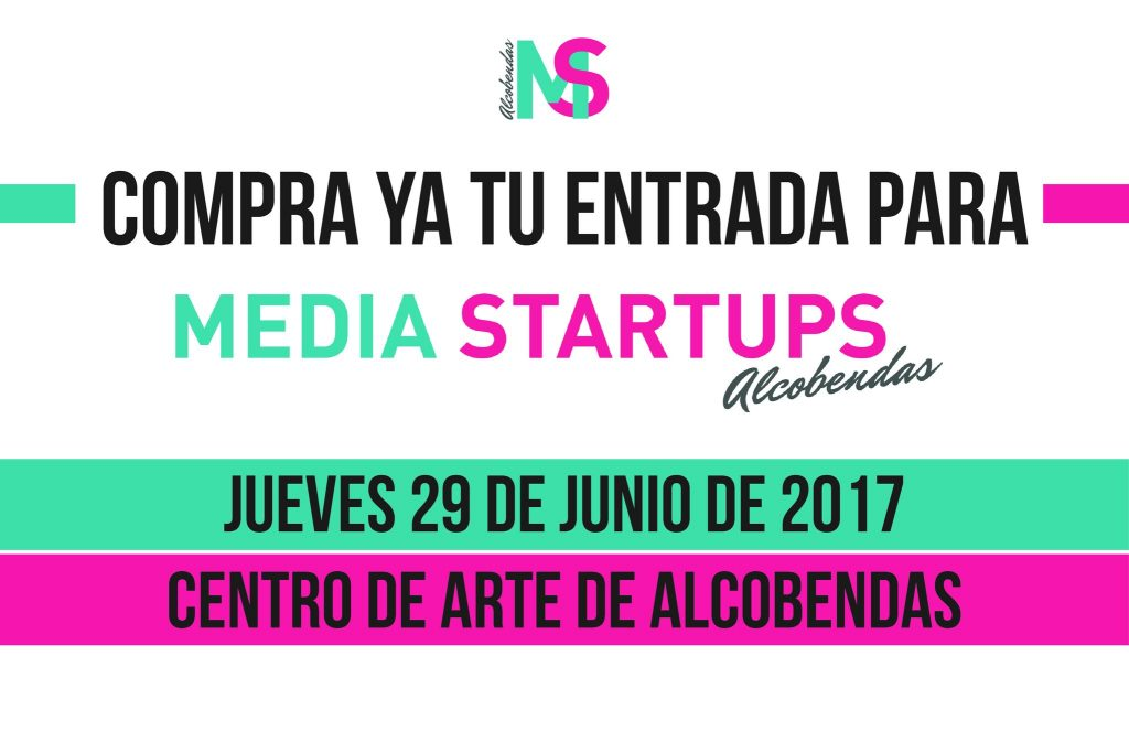 media startups medios de comunicación y emprendedores alcobendas